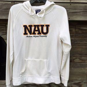 NAU hoodie sweatshirt